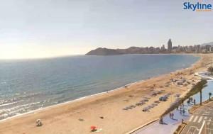 Webcam live sulla Costa Blanca