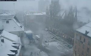 Immagine webcam di Monaco nella mattinata di martedì