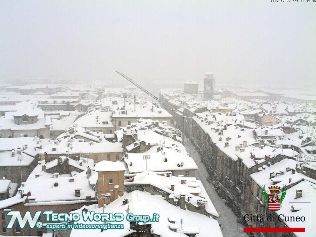 Immagine webcam di Cuneo
