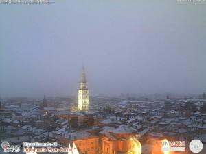 Freddo raggiunge il Nord: Neve fino in spiaggia tra Veneto e Emilia [FOTO] - Modena