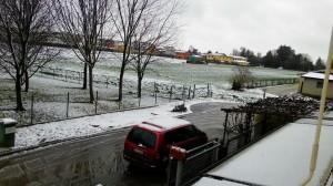 Freddo raggiunge il Nord: Neve fino in spiaggia tra Veneto e Emilia [FOTO] - Mogliano